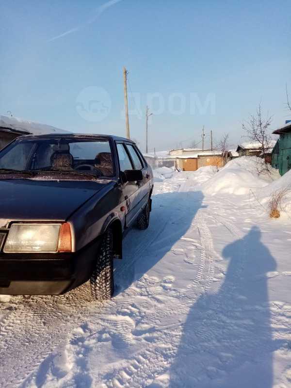 Лада 21099, 1995 год, 27 000 руб.