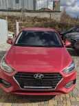 Hyundai Solaris, 2020 год, 1 022 000 руб.