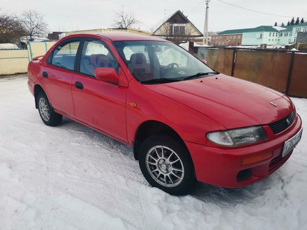 Mazda 323, 1995 год, 130 000 руб.