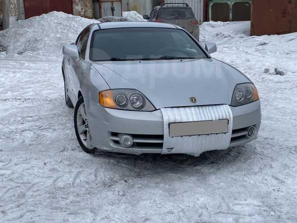 Hyundai Tiburon, 2003 год, 360 000 руб.