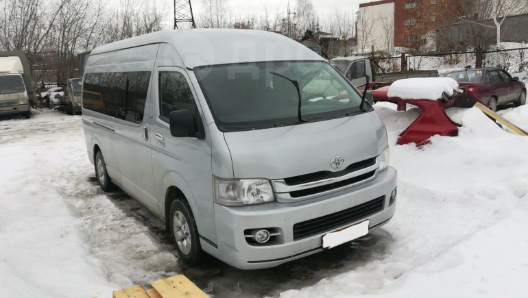 Toyota Hiace, 2007 год, 1 500 000 руб.