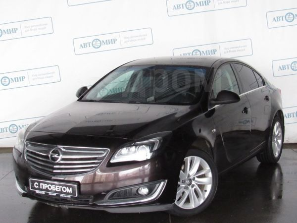 Opel Insignia, 2014 год, 670 000 руб.