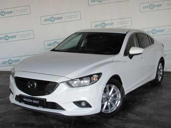 Mazda Mazda6, 2015 год, 845 000 руб.