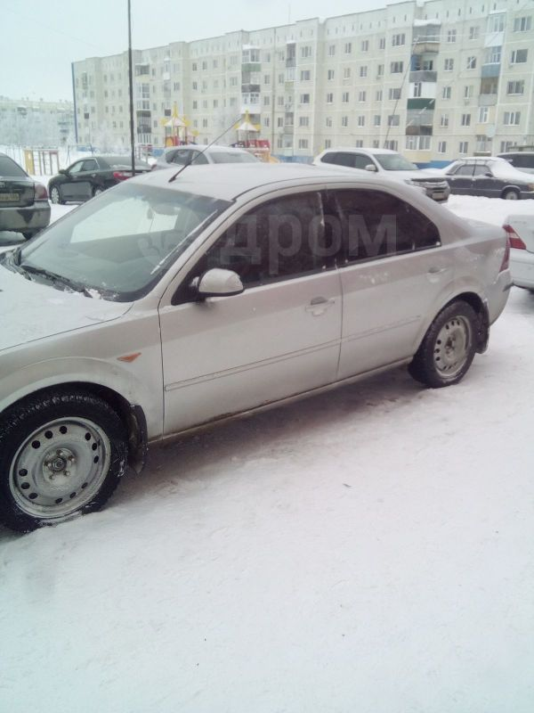 Ford Mondeo, 2002 год, 140 000 руб.