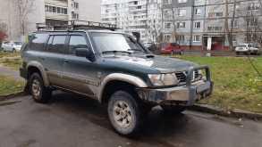 Вологда Patrol 2000