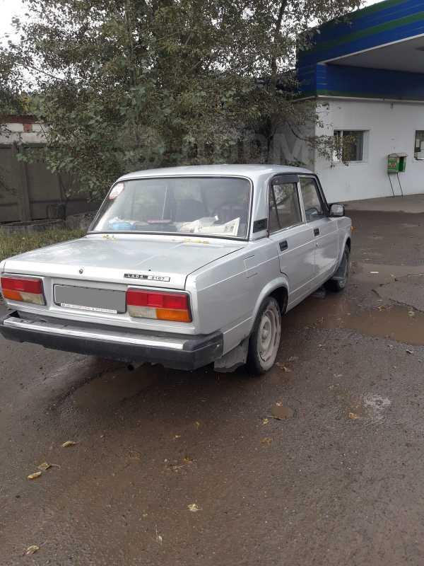 Лада 2107, 2011 год, 118 000 руб.