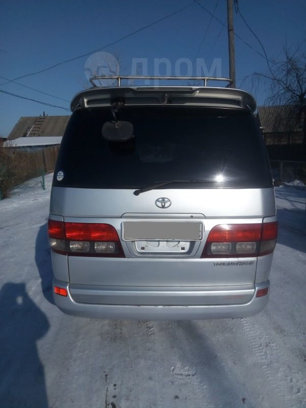 Toyota Touring Hiace, 1999 год, 375 000 руб.