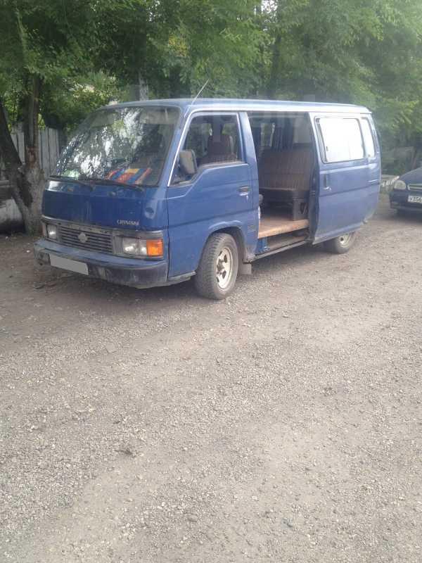 Nissan Urvan, 1992 год, 55 000 руб.