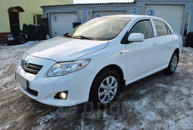Toyota Corolla, 2008 год, 519 000 руб.