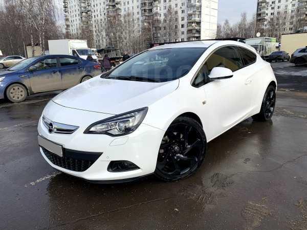 Opel Astra GTC, 2014 год, 685 000 руб.
