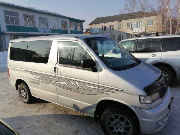 Mazda Bongo, 1998 год, 230 000 руб.