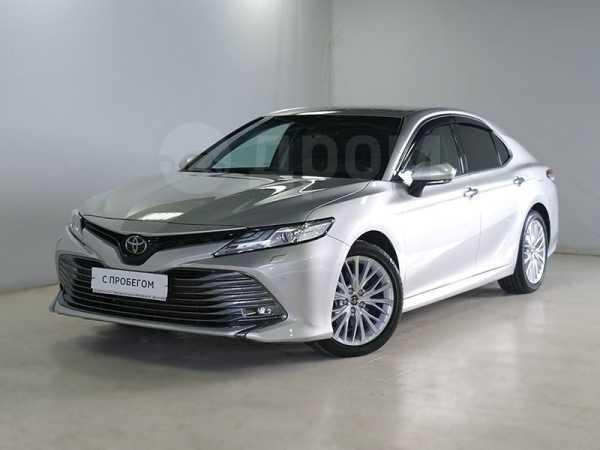 Toyota Camry, 2019 год, 1 760 000 руб.