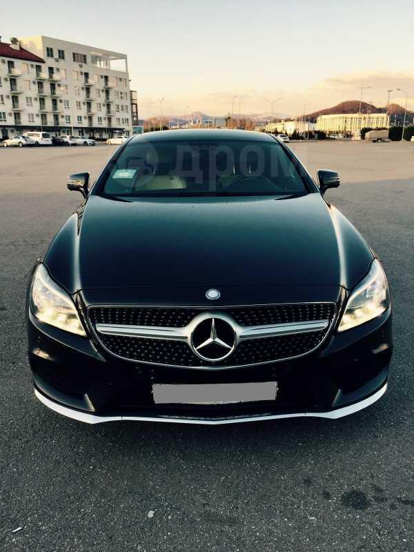 Mercedes-Benz CLS-Class, 2016 год, 2 200 000 руб.