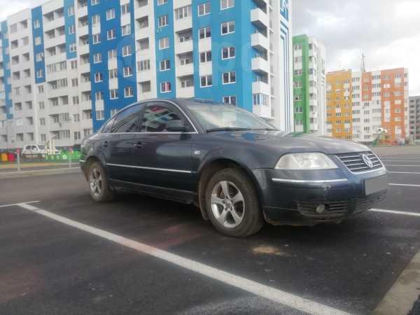Volkswagen Passat, 2004 год, 220 000 руб.