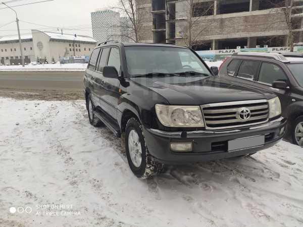 Toyota Land Cruiser, 2006 год, 1 380 000 руб.
