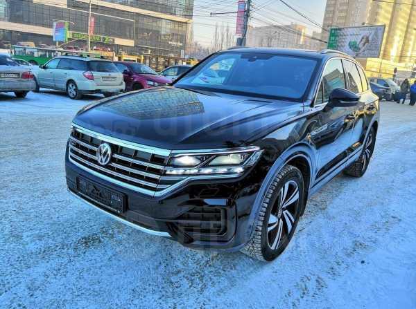 Volkswagen Touareg, 2019 год, 4 645 000 руб.