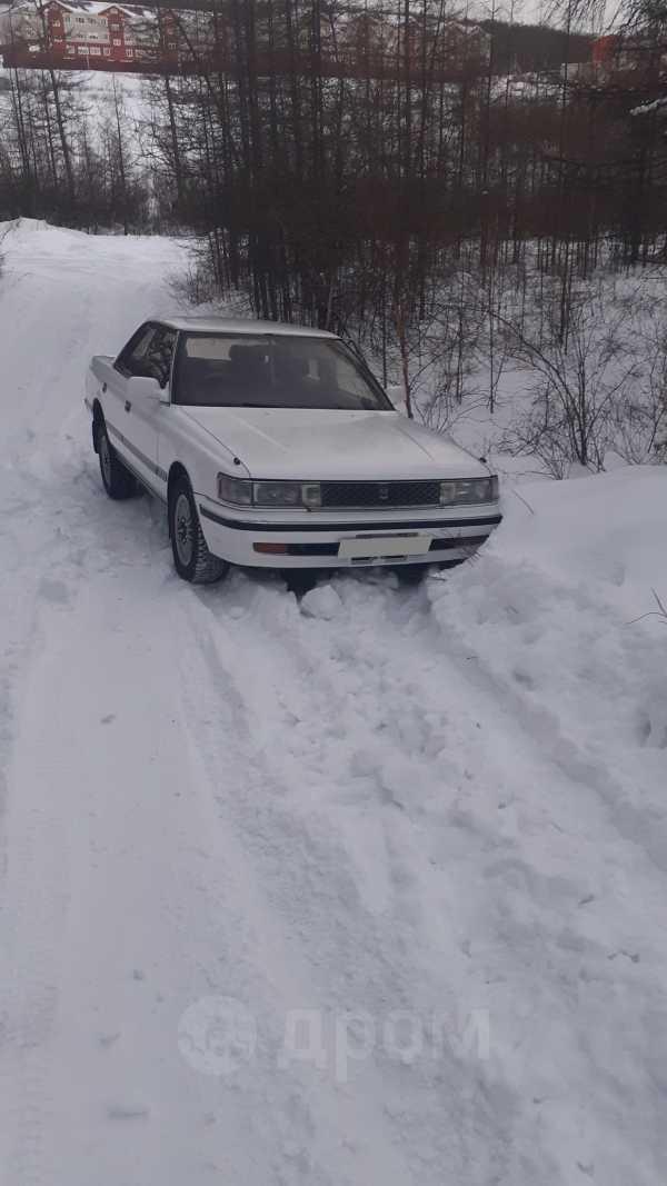 Toyota Chaser, 1988 год, 130 000 руб.
