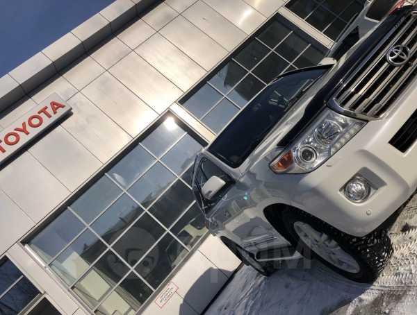 Toyota Land Cruiser, 2014 год, 3 180 000 руб.