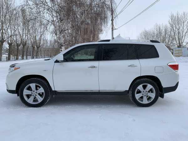 Toyota Highlander, 2012 год, 1 470 000 руб.