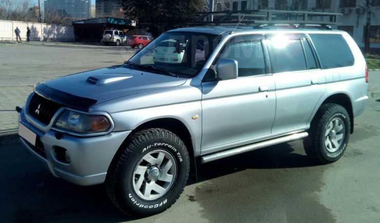 Mitsubishi Pajero Sport, 2003 год, 550 000 руб.