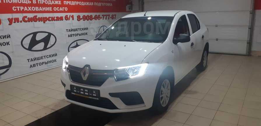 Renault Logan, 2019 год, 625 000 руб.