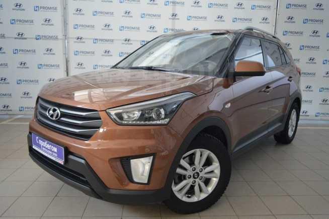 Hyundai Creta, 2016 год, 960 000 руб.