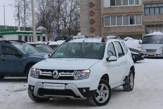 Renault Duster, 2017 год, 815 000 руб.