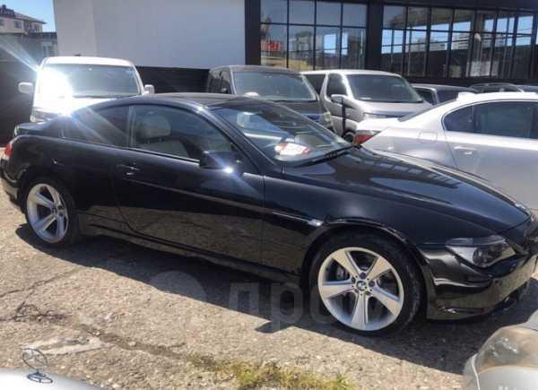 BMW 6-Series, 2005 год, 599 000 руб.