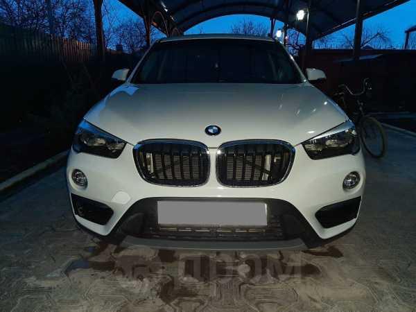 BMW X1, 2017 год, 1 400 000 руб.