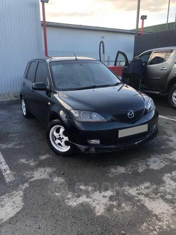 Mazda Demio, 2003 год, 219 000 руб.