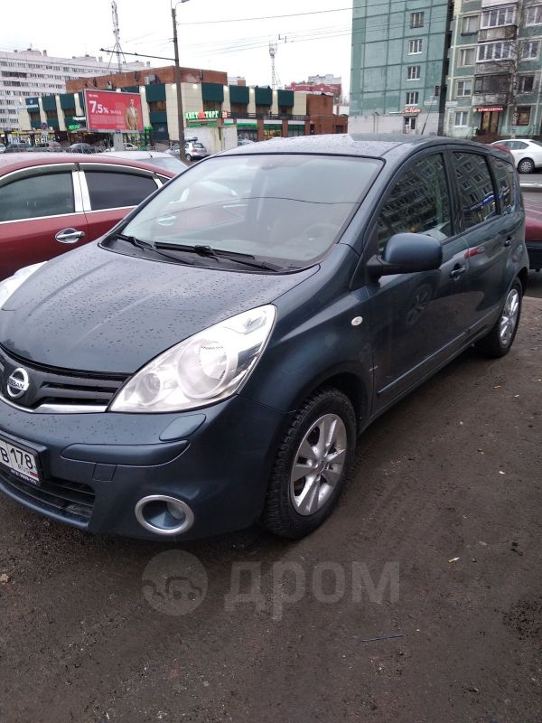 Nissan Note, 2012 год, 430 000 руб.