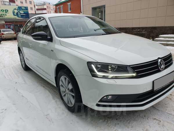 Volkswagen Jetta, 2017 год, 920 000 руб.