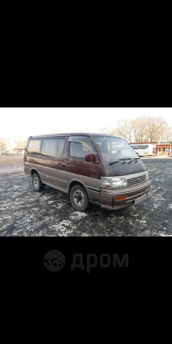 Toyota Hiace, 1987 год, 210 000 руб.