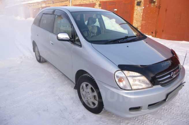 Toyota Nadia, 2001 год, 300 000 руб.