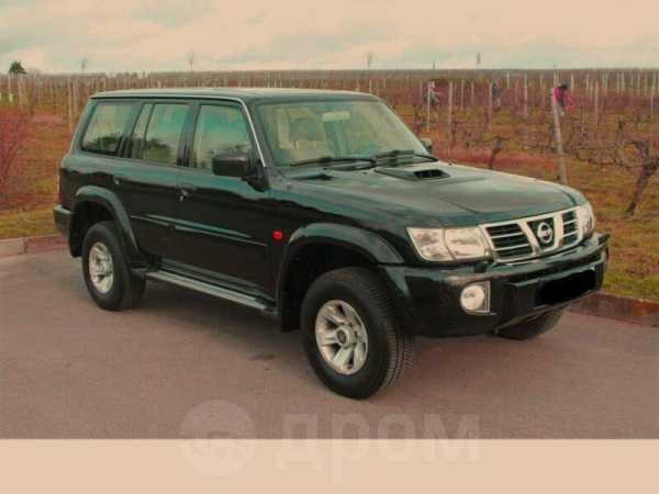Nissan Patrol, 1999 год, 1 200 000 руб.