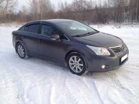 Нижний Новгород Avensis 2010