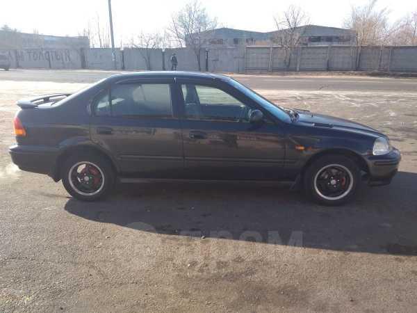 Honda Civic Ferio, 1997 год, 170 000 руб.