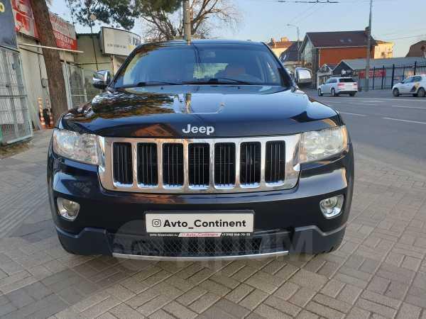 Jeep Grand Cherokee, 2010 год, 1 100 000 руб.