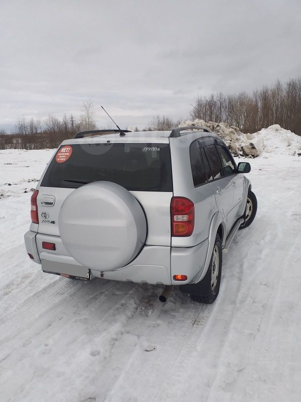 Toyota RAV4, 2004 год, 500 000 руб.