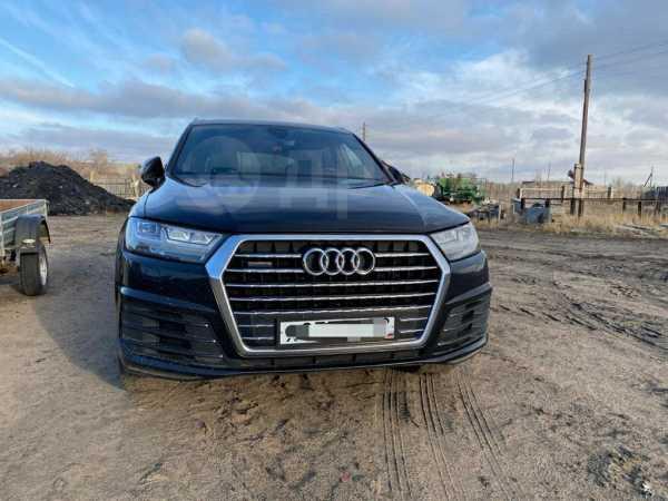 Audi Q7, 2015 год, 2 450 000 руб.