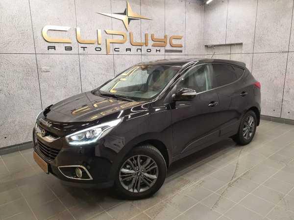 Hyundai ix35, 2014 год, 885 000 руб.