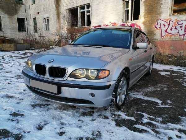 BMW 3-Series, 2002 год, 365 000 руб.
