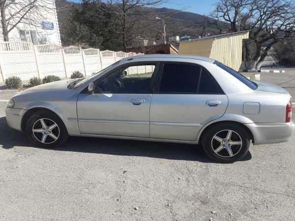 Mazda Protege, 1999 год, 130 000 руб.