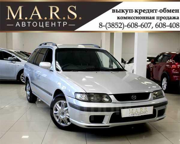 Mazda Capella, 1999 год, 197 000 руб.