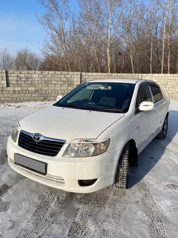 Toyota Corolla, 2004 год, 340 000 руб.