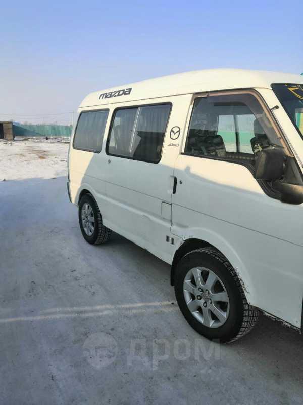 Mazda Bongo, 2002 год, 240 000 руб.