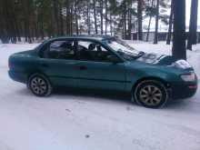 Выкса Corolla 1997