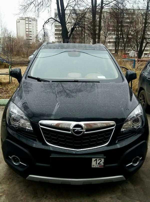 Opel Mokka, 2013 год, 788 000 руб.