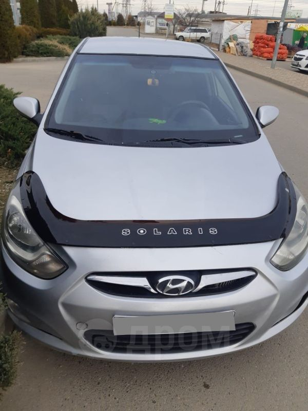 Hyundai Solaris, 2012 год, 270 000 руб.