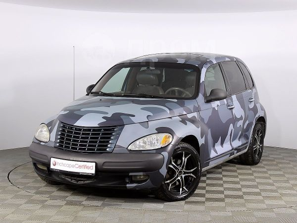 Chrysler PT Cruiser, 2002 год, 239 000 руб.